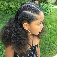 haitr style for thick black hair 65 years old best 25 black girls hairstyles ideas on pinterest black kids