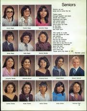 1983 yearbook photos chinle high school tse yi yearbook chinle az class of 1983