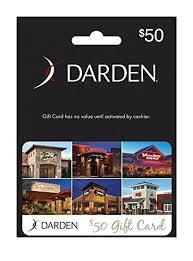restaurant gift cards online darden restaurants 50 gift card online shopping