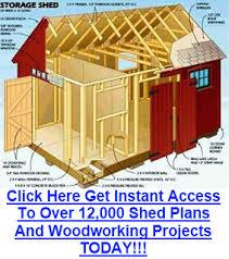 diy shed plans build shed wood storage shed plans designs