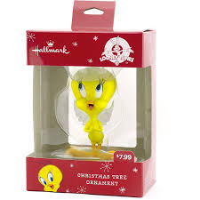 hallmark tweety bird looney tunes tree
