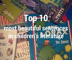 a top 10 of the most beautiful sentences in children u0027s wonderbly