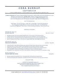 examples of skills for a resume how to spin your resume for a career change the muse copywriting resume