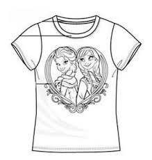 sale colour frozen elsa anna shirt birthday present