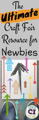 hit the ground running craft fair resources for newbies book