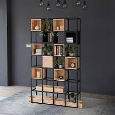Bookcases Galore 25 Inspirations Of Steel Bookcases
