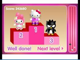kitty roller race