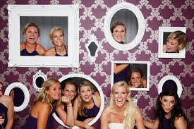 Photobooth For Wedding Wedding Photo Booth Options Every Last Detail