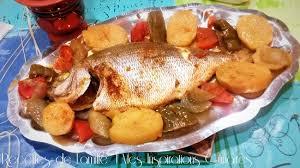 cuisiner poisson daurade ou dorade au four le cuisine de samar