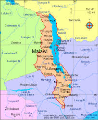 africa map malawi malawi map jambo africa tour safari accommodation vehicle