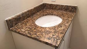 brazil giallo fiorito granite countertops polished granite vanity