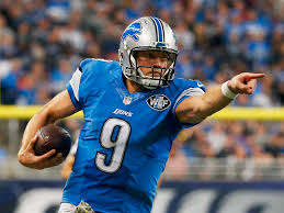 who do the lions play on thanksgiving matthew stafford on fire after detroit lions clean house