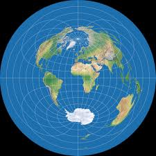 Map Projection License Info Azimuthal Equidistant Projection Equatorial Aspect