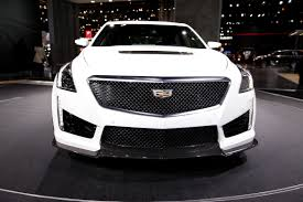 black cadillac cts cadillac cts v carbon black edition makes debut in