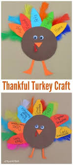 thanksgiving crafts for preschool and pre k to make sunday