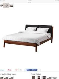 ikea european king bed 10 months old pocket sprung medium firm