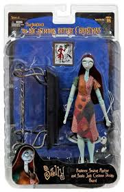 neca the nightmare before series 3 sally 8 figure