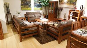 Wooden Sofa Furniture Sofa Stunning Wooden Sofa Sets For Living Room Furniture Designs