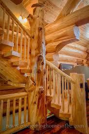 log cabin floors log homes log stairs log floors pioneer log homes house