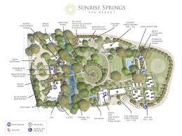 Mexico Resorts Map by Sunrise Springs Resort Spa Resort Spa Retreat Santa Fe Nm
