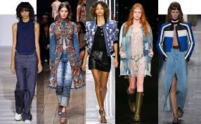 the best denim from the spring 2016 shows vogue