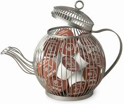 k cup gift basket october hill k cup holder wire teapot cage recipe