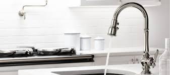 Artisan Kitchen Faucets by Faucet Kohler White Kitchen Faucet
