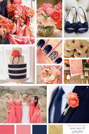 Proper Color Scheme Blush Pink And Navy Blue Wedding Inspiration Blush Pink