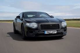 bentley blue first drive 2018 bentley continental gt prototype automobile