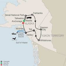 Wasilla Alaska Map by Globus Tours 2018 Globus Usa And Canada Tours Tours Safe
