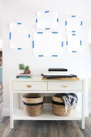 stylish entryway decor ideas home reveal sandy a la mode