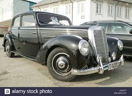 mercedes vintage mercedes front grill vintage car auto automobile stock