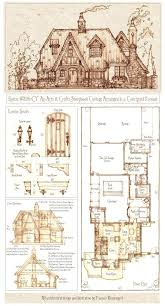 baby nursery storybook cottage house plans the riverhouse by