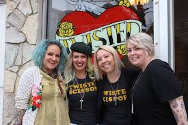 hair salons for crossdressers in chicago twisted scissors gets a little sister in new avondale salon take