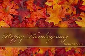 happy thanksgiving from all of us b d security services