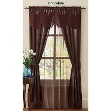 Chocolate Brown Valances For Windows 171 Best Valances And Curtains Images On Pinterest Curtains