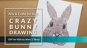 inspire your kids creativity with fun arts and crafts crazy bunny