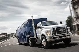 ford u0027s big trucks hauling in big sales new 2016 f 650 and f 750