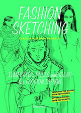 fashion sketching templates poses and ideas for fashion design