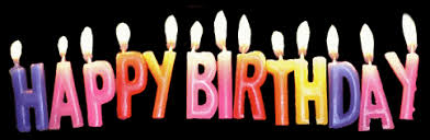 happy birthday candles second marketplace colorful happy birthday candles just
