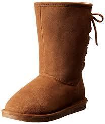 womens paw boots size 11 amazon com bearpaw womens phyllis boot boots