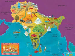 map for best 25 india map ideas on map of india indian