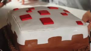 mindcraft cake minecraft cake how to