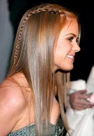 quick party hairstyles for straight hair party hairstyles for long straight hair easy hairstyles for long