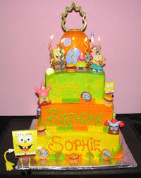 spongebob squarepants cake 59 best rory s 5th bday images on spongebob