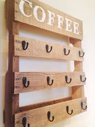 wooden coffee wall best 25 coffee cup rack ideas on coffee cup holder