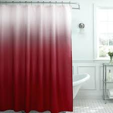 Extra Long Clear Shower Curtain Red Plastic Shower Curtain Maple Peva Shower Curtainbuy Vinyl