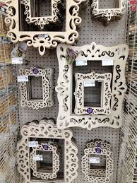 lazer cut wood frames at michael u0027s home decor pinterest