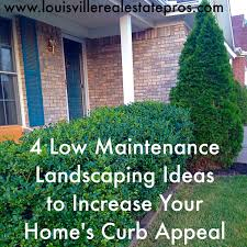 my landscape ideas boost low maintenance landscaping ideas to increase your home s curb appeal