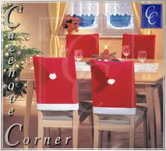 santa chair covers santa hat dining chair covers